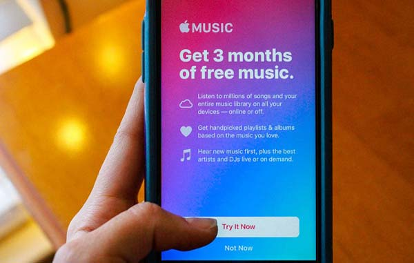 Apple Music Free Trial