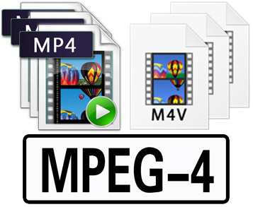 MP4 and M4V Files