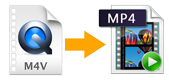 Convert iTunes M4V Videos to MP4