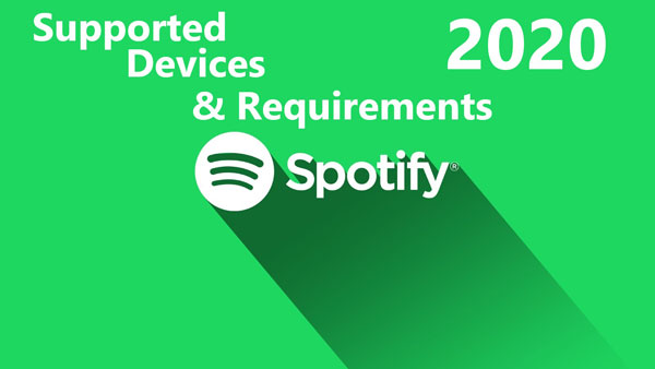 Spotify Supported Devices Intro